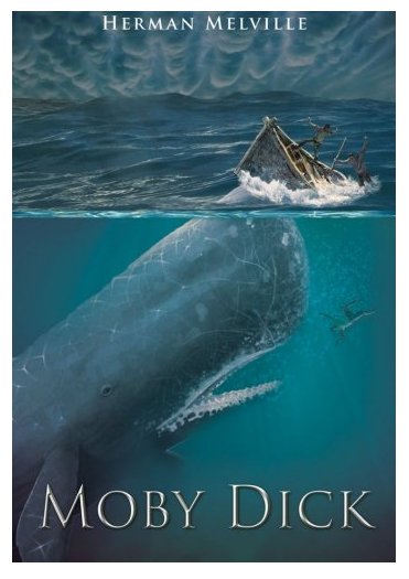 Great books 15~ Herman Melville's Moby Dick