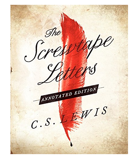 Great Books 7~ C. S. Lewis' The Screwtape Letters