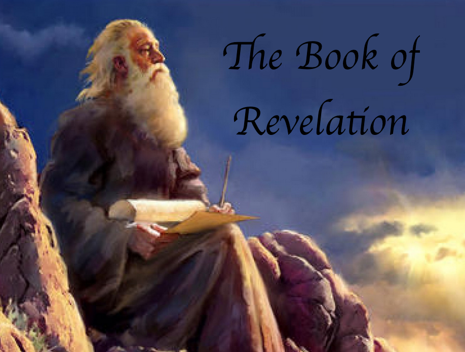 Revelation 6~ The Book Sealed 7 Times, chapter 5