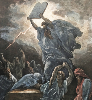 Exodus~ Drawing Near to God After Redemption