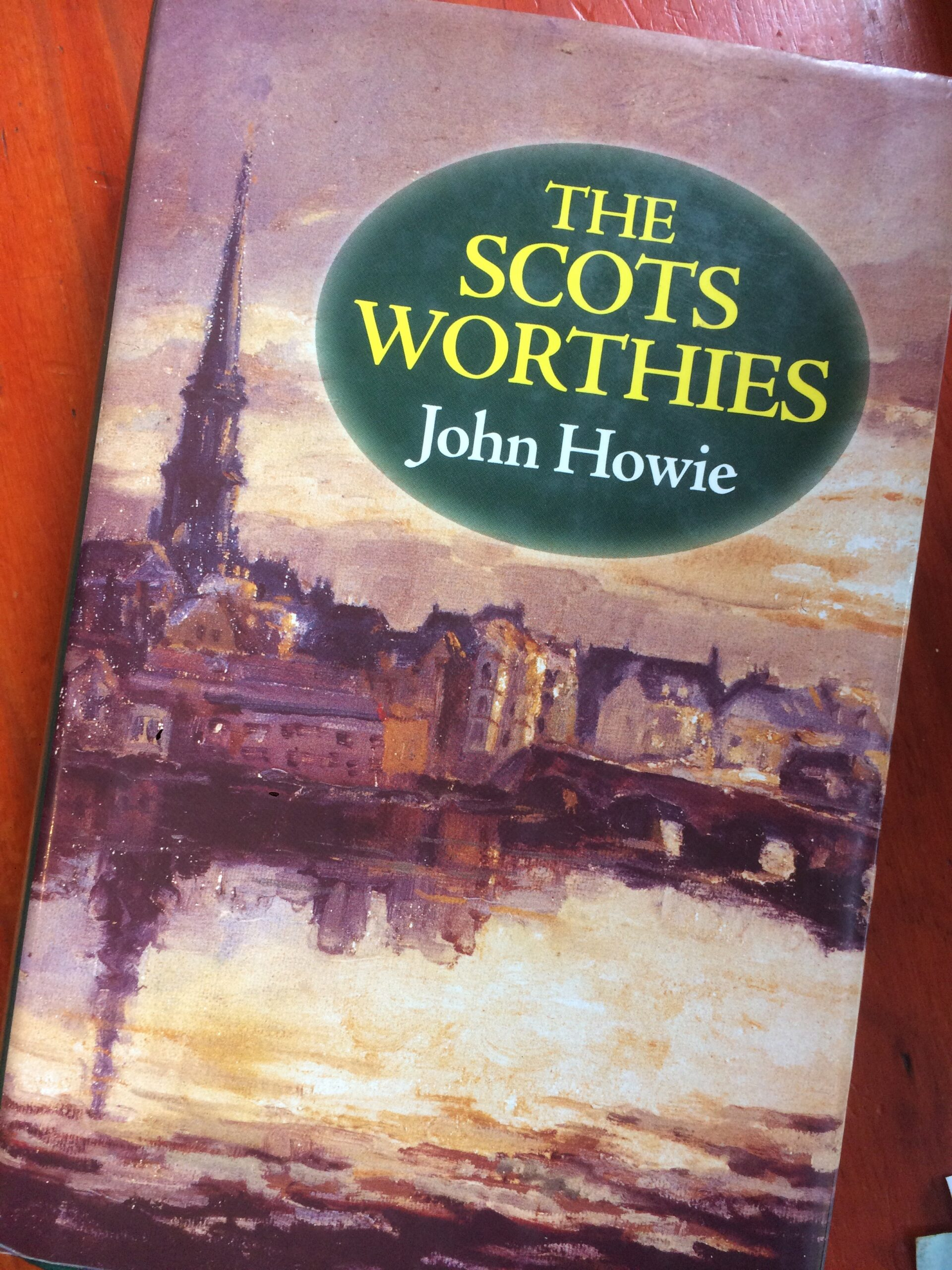 Great Books 26~ The Scots Worthies by John Howie